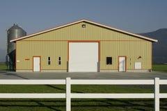 Modern Farm Building Stock Photos
