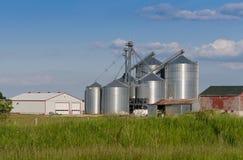 agriculture farm silo stock photos 5 390 images. Black Bedroom Furniture Sets. Home Design Ideas