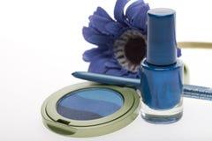Modern fashion and beauty cosmetics Royalty Free Stock Photo