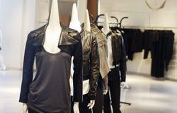 Modern fashion retail store Royalty Free Stock Photography