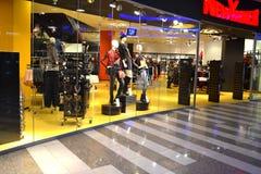 Modern fashion retail store Royalty Free Stock Photo