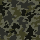 Modern fashion vector trendy camo pattern Royalty Free Stock Images