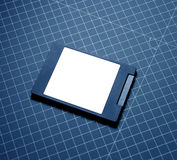 Modern fast SSD Solid State Drive Stock Photo