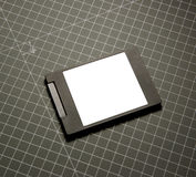 Modern fast SSD Solid State Drive Royalty Free Stock Photo