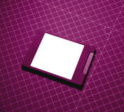 Modern fast SSD Solid State Drive Royalty Free Stock Image