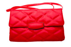 Modern female bag Royalty Free Stock Photos