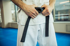 Modern fight club Stock Photography
