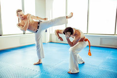 Modern fight club Stock Images