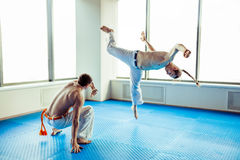 Modern fight club Royalty Free Stock Images