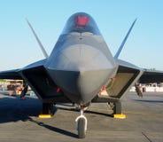 Modern fighter jet Royalty Free Stock Image