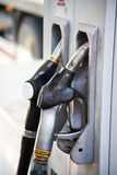 Modern filling station Royalty Free Stock Photos