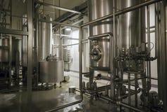 Modern filter system. Modern big new filter system Stock Image
