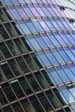 Modern finance Office. Picture of modern office building in glass. Sony Center in Berlin Germany Royalty Free Stock Photos