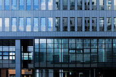 Modern financial office building Royalty Free Stock Images