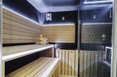 Moderne Sauna modern finnish sauna stock photo. image of wall, sauna - 23981072