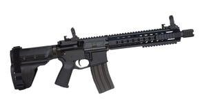 Modern firearm royalty free stock photography