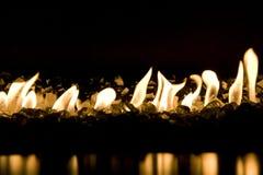 Modern Fireplace stock photos