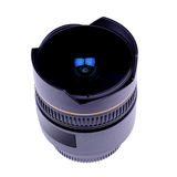 Modern fisheye lens Stock Images