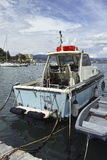 Modern fishing boat Stock Photography