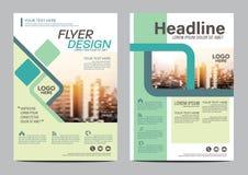 Modern Flat Brochure Layout design template. Annual Report Flyer Leaflet cover Presentation Modern background. illustration vector. In A4 size vector illustration