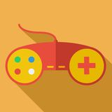 Modern flat design concept icon. Gamepad Stock Images