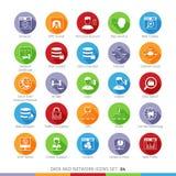 Modern Flat Icons Set 04 Stock Image