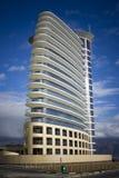 Modern Flatgebouw Royalty-vrije Stock Foto
