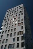 Modern flatgebouw Stock Fotografie