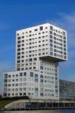 Modern flatgebouw Silverline (Almere) Royalty-vrije Stock Afbeelding