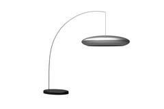 Modern Floor Lamp Stock Images