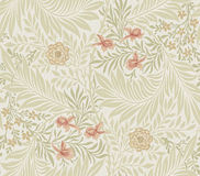 Modern floral seamless pattern for your design. Vector. Background. Stock Images