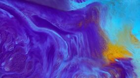Modern fluid artwork. Abstract textures with colourful waves. Colourful background art. Liquid background with acrylic