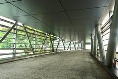 Modern flyover royaltyfria foton