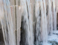 Modern fountain Royalty Free Stock Images
