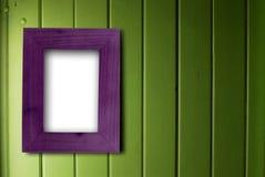 Modern frame Stock Images