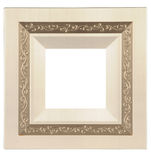 Modern frame. For you design Stock Photography