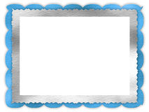 Modern Frame Background Royalty Free Stock Photography