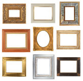 Modern Frames, Photo frame Royalty Free Stock Image