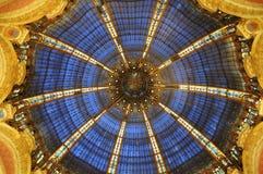 Modern Frans Plafond Royalty-vrije Stock Fotografie