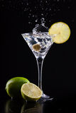 Modern fresh coctail Royalty Free Stock Image