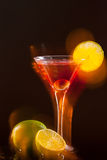 Modern fresh coctail Stock Photo