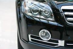 Modern Front Headlight Stock Photos