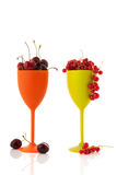 Modern fruit Stock Photos