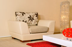 Modern furniture Royalty Free Stock Photo