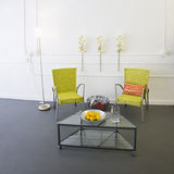 Modern furniture. Royalty Free Stock Photos