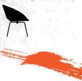 Modern furniture background. A modern furniture background Vector Illustration