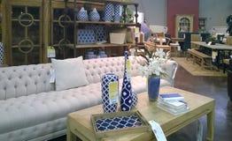 Modern furniture store Royalty Free Stock Photos