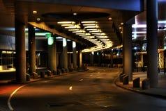 modern gångtunnel Royaltyfria Foton