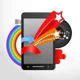Modern gadget Stock Photography