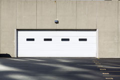 Modern Garage Stock Images